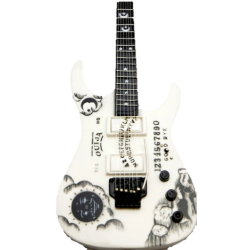 Metallica Ouija White