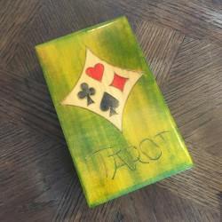 Boîte à Tarot